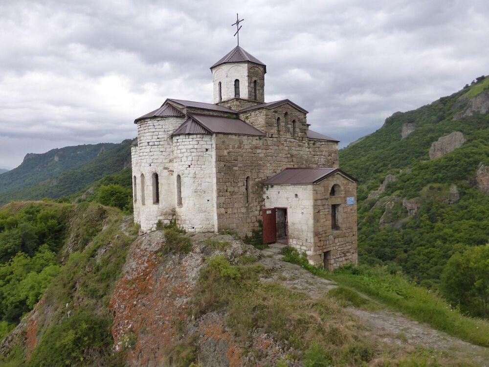 шоанинский храм в карачаево черкесии