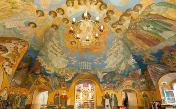 богоявленский собор в иркутске