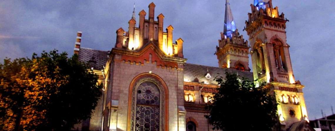православные храмы в батуми