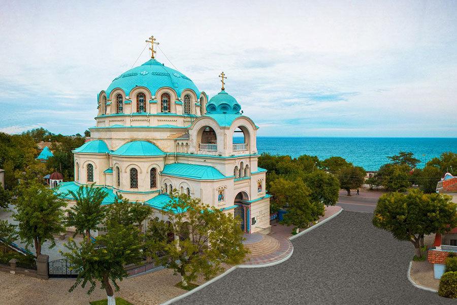 собор святителя николая чудотворца в евпатории