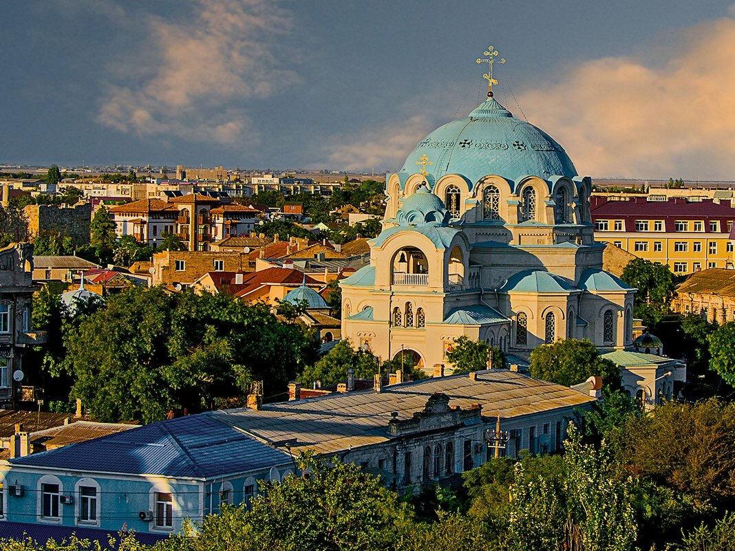свято николаевский собор в евпатории
