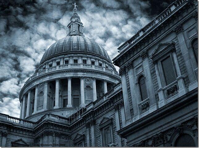 успенский собор в лондоне