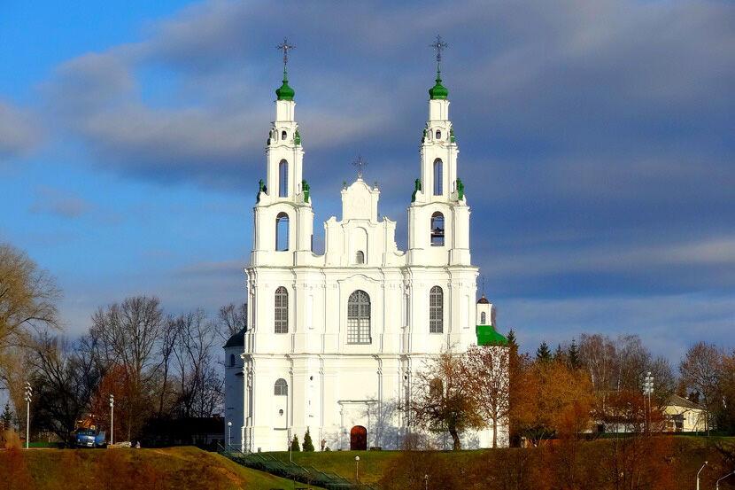 храм святой софии в полоцке