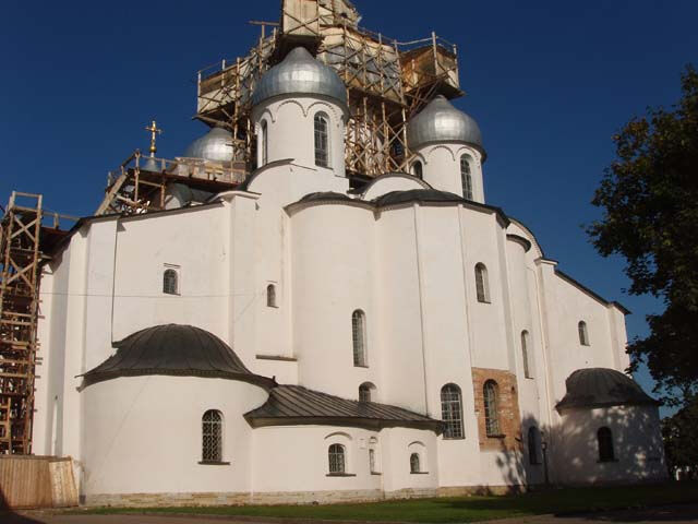 вологодский софийский собор