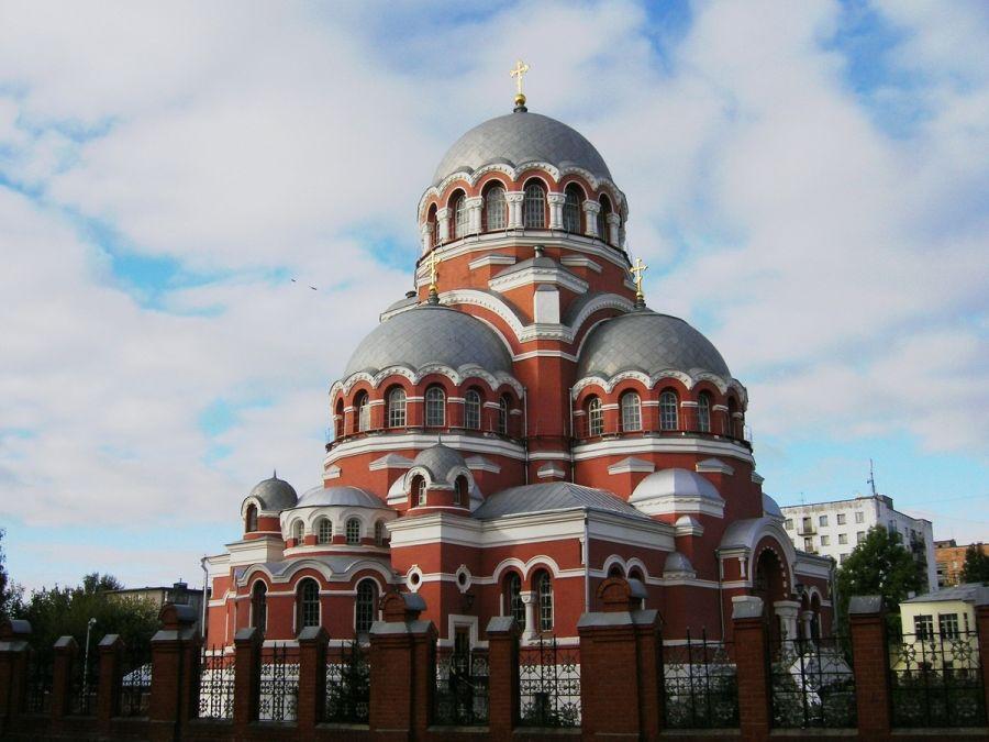православное сормово