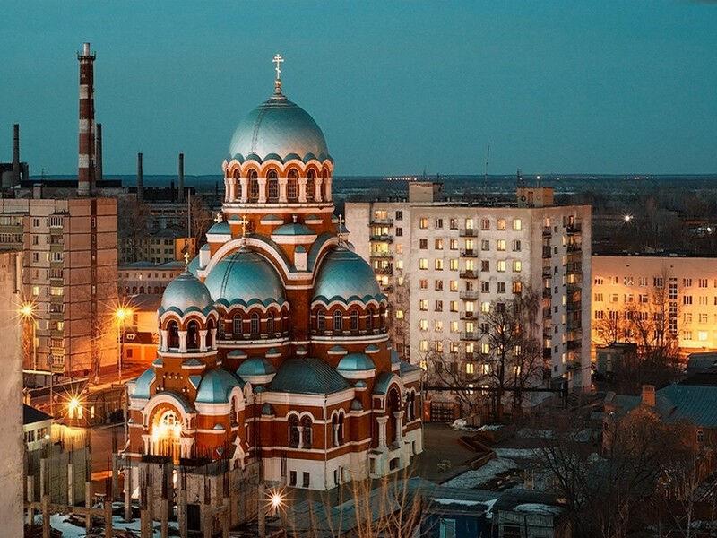 церковь в сормово нижний новгород