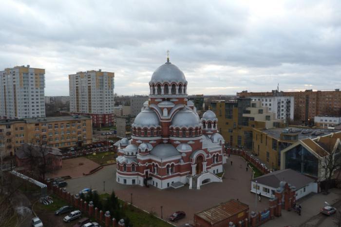 сормовская церковь