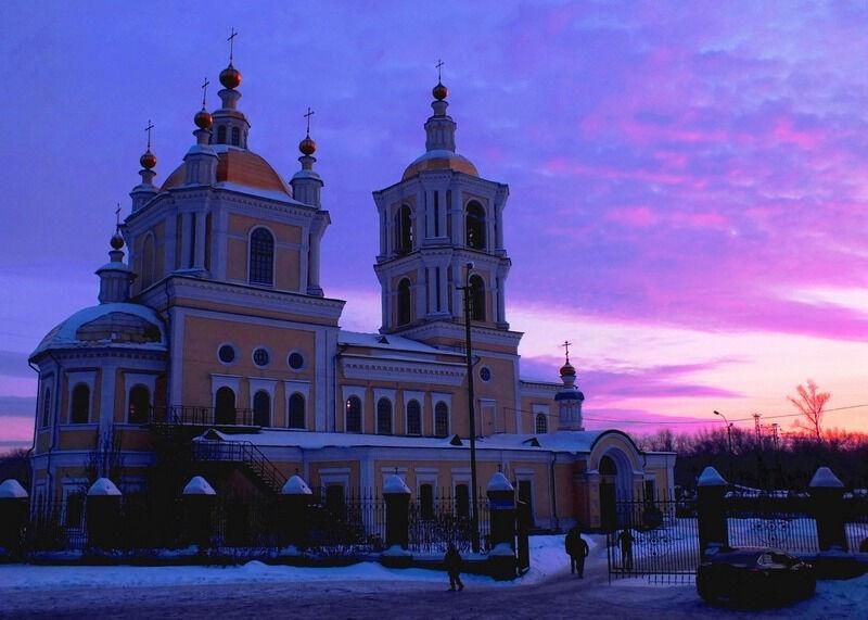 храмы новокузнецка