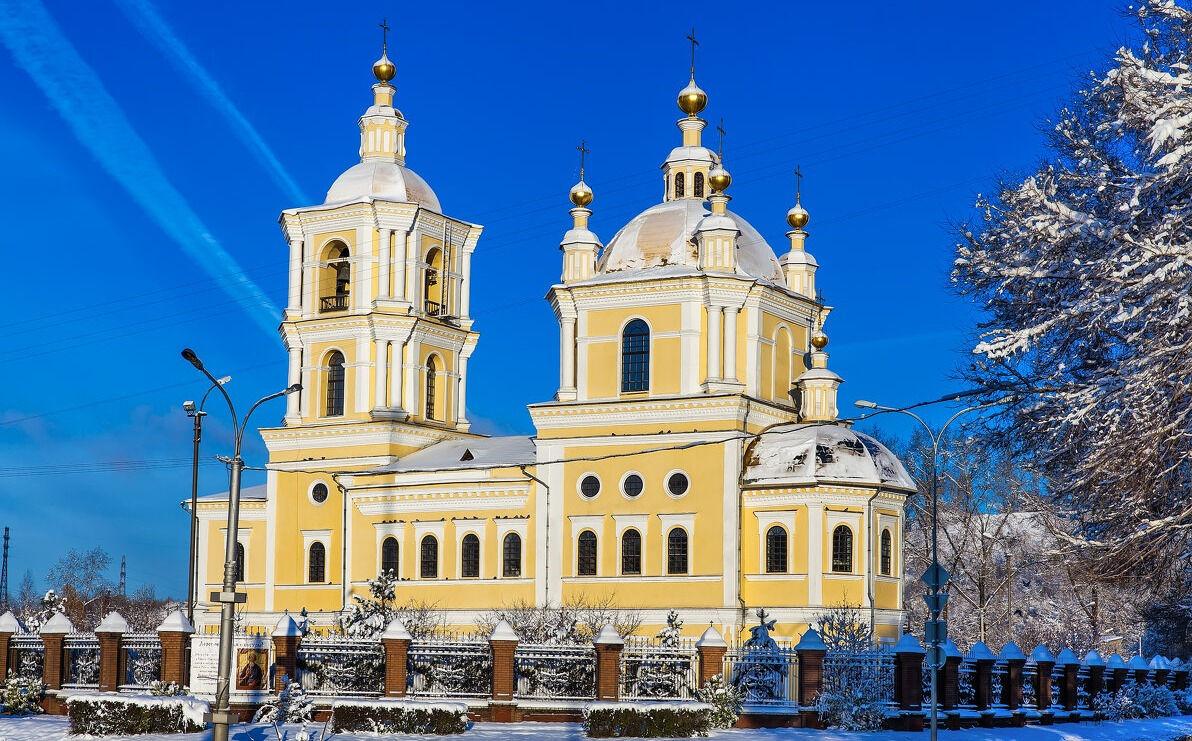 церковь новокузнецка
