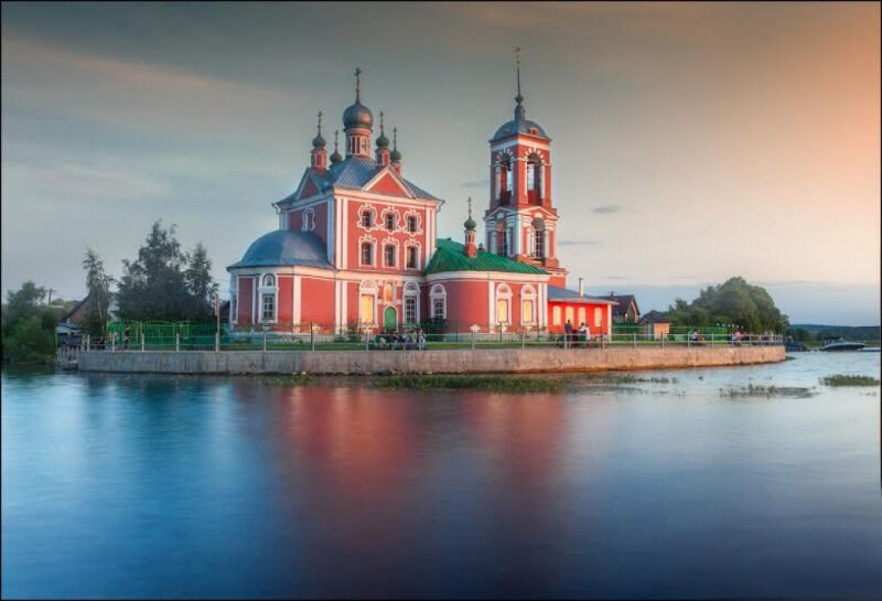спасо преображенский собор в переславле залесском