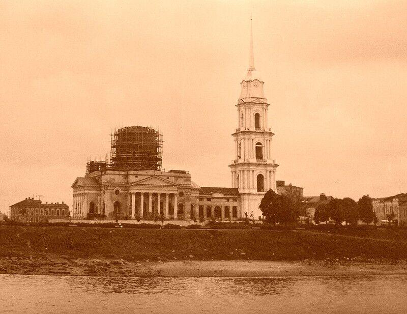 сретенский храм в рыбинске