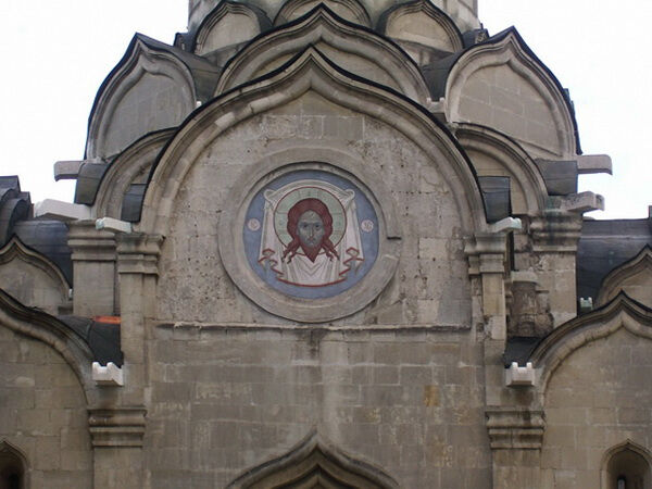 собор спаса нерукотворного образа спасо андроникова монастыря