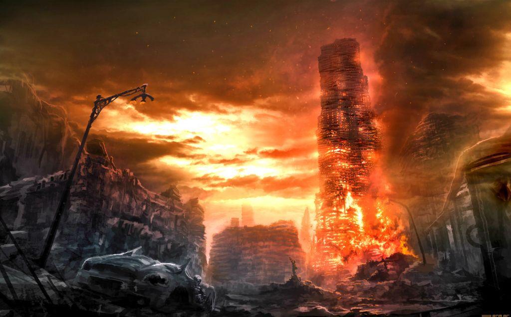 библейское пророчество о конце света