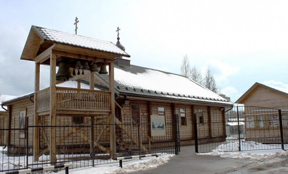 храм в старом беляево