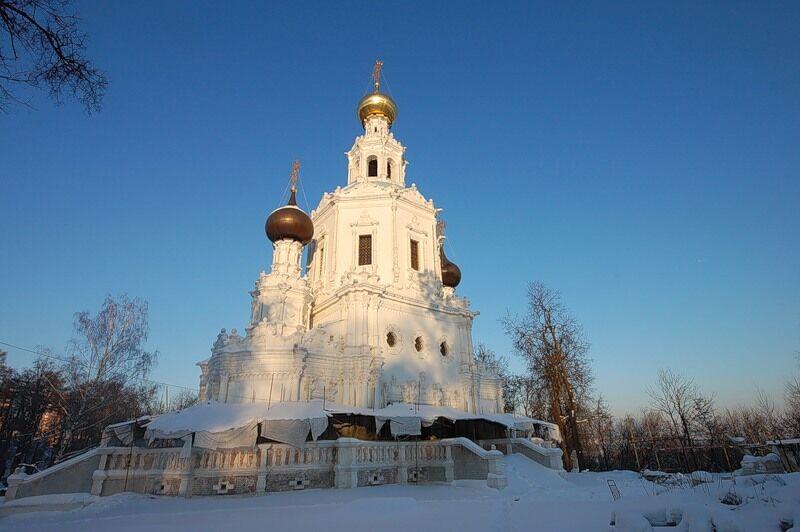 подворье покровского монастыря в троице лыково