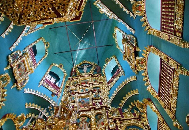 храм успения пресвятой богородицы в строгино