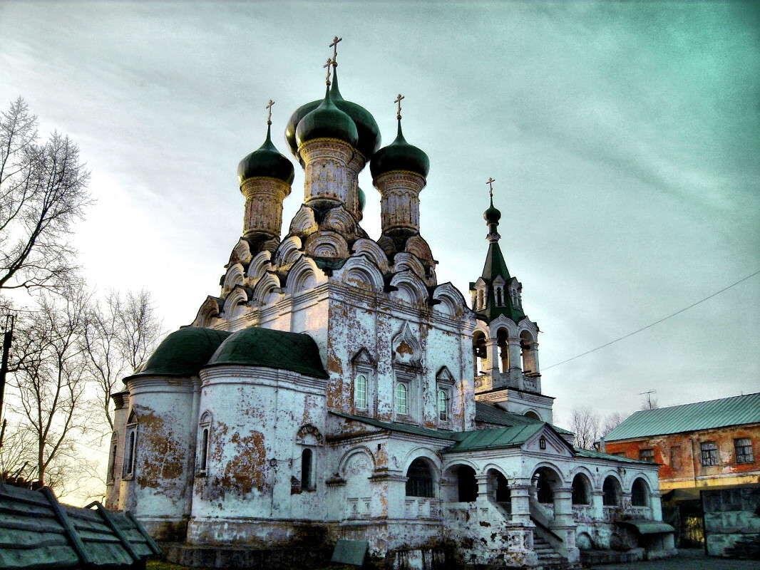 троицкая церковь во владимире
