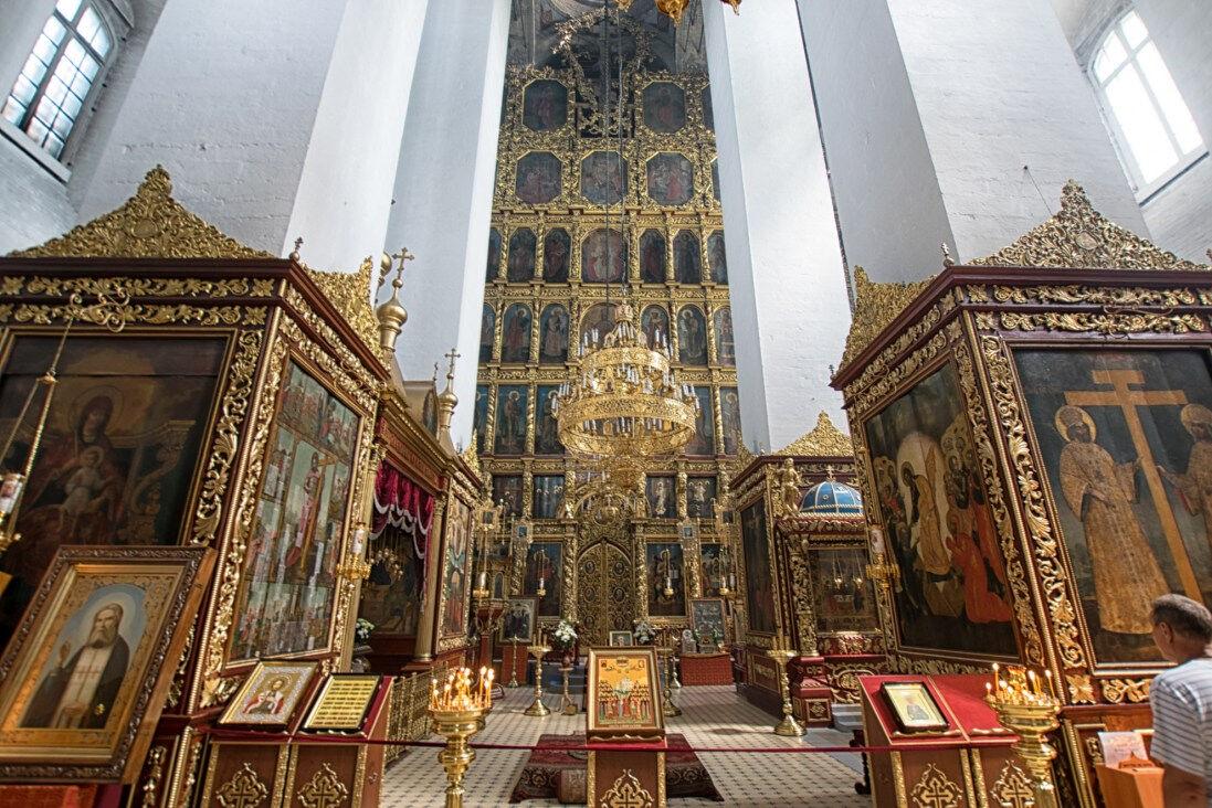 свято троицкий