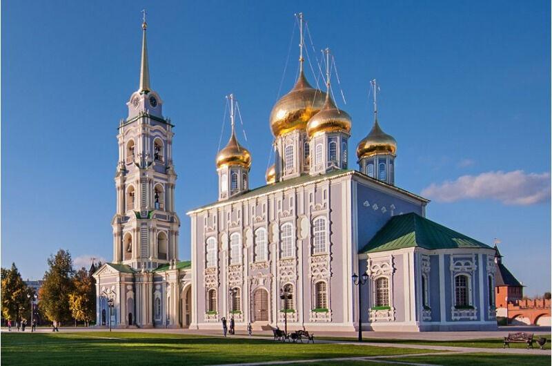 богоявленский собор тульского кремля