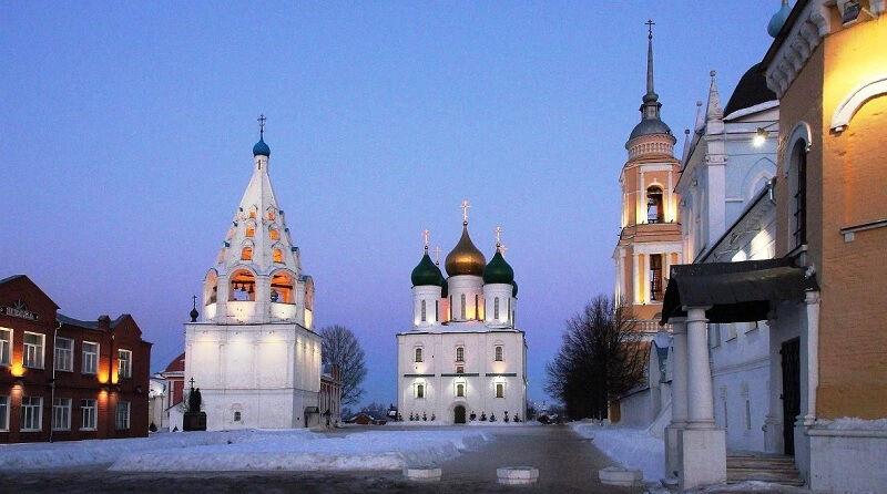 коломенский собор