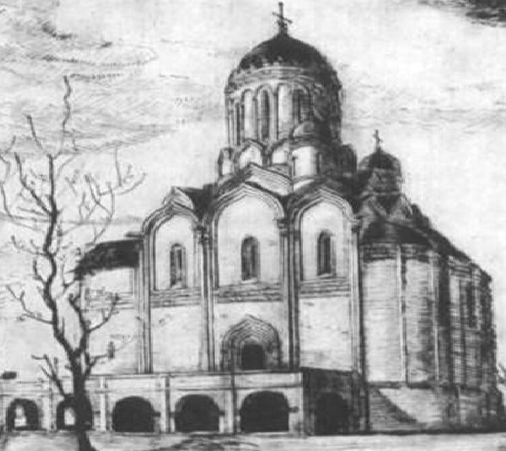 успенский собор в коломне