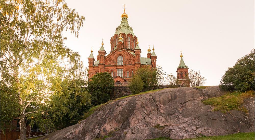 свято никольский храм в хельсинки