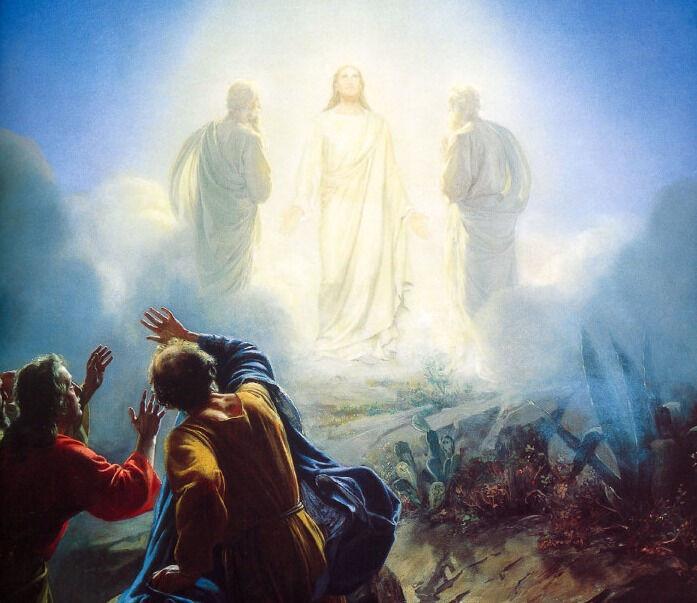 Преображение Господне: фрески и картины - Православный журнал Фома