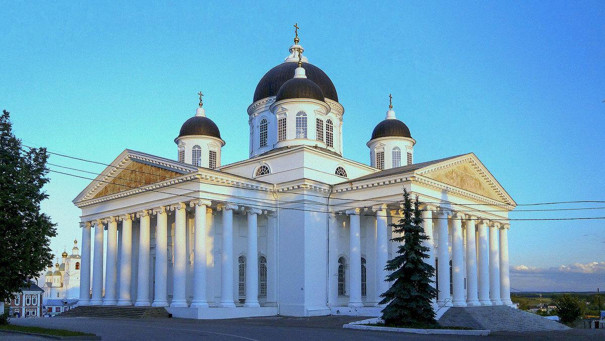храмы арзамаса на соборной площади