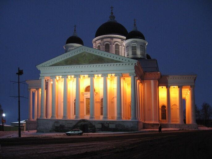 церкви арзамаса