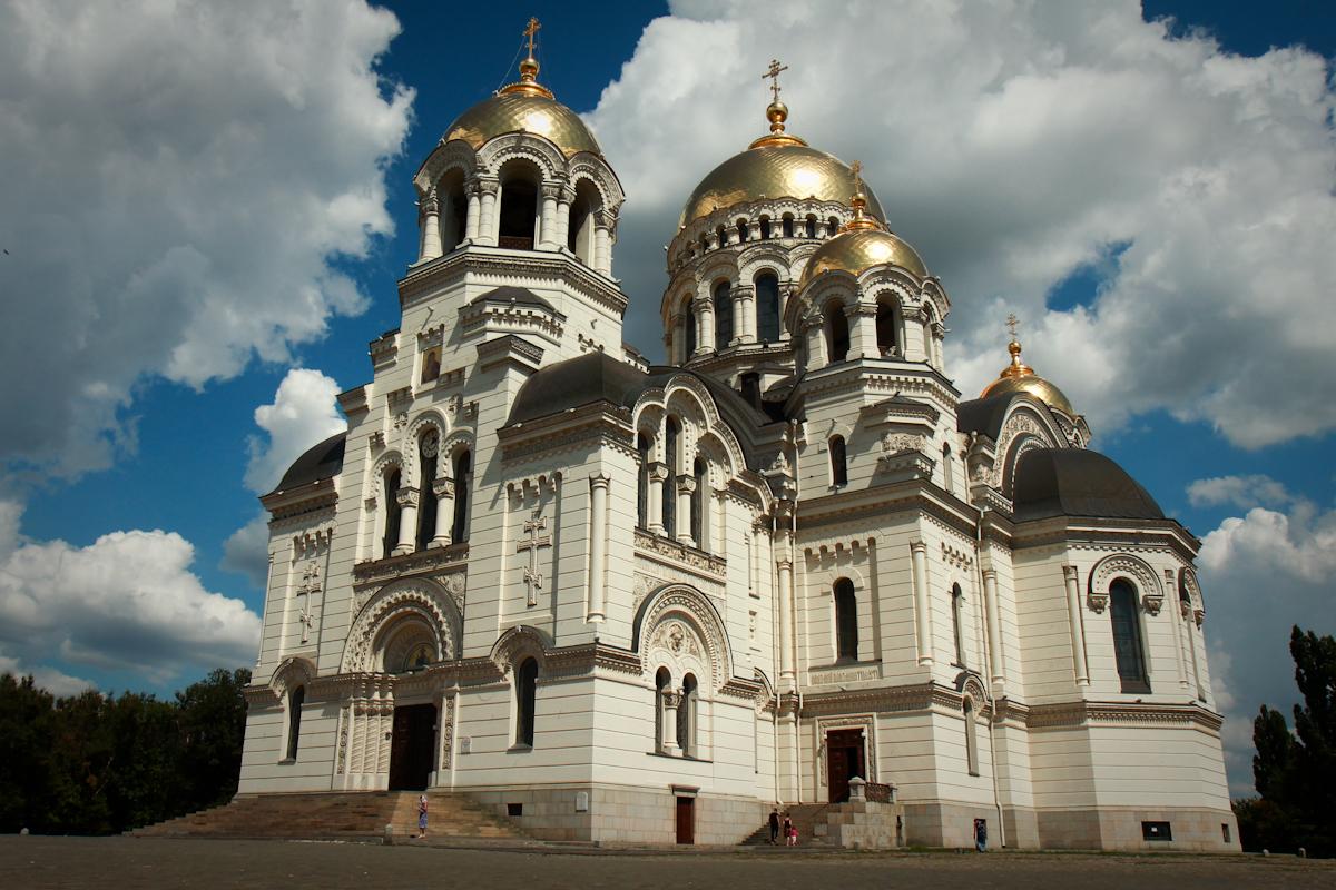 александровская церковь в новочеркасске