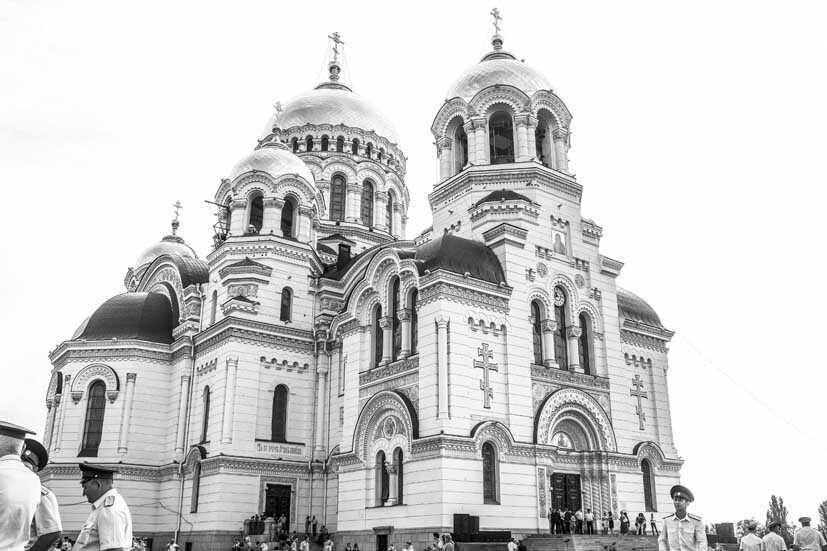 новочеркасский патриарший вознесенский войсковой всеказачий собор