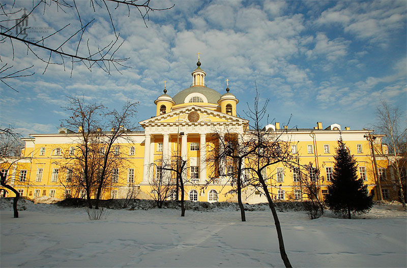 храм царевича Димитрия при первой градской больнице