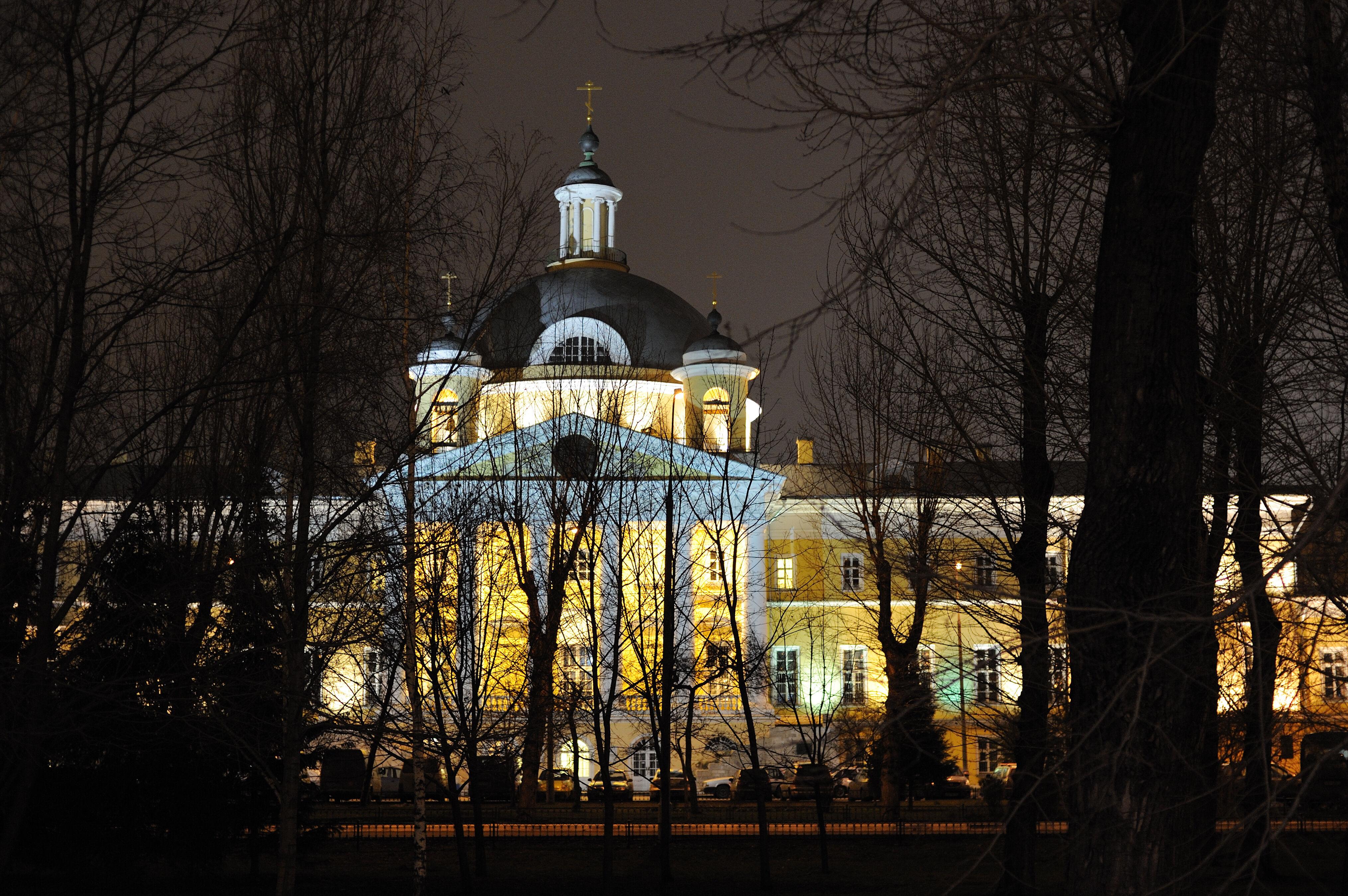 больничный храм святого благоверного царевича димитрия