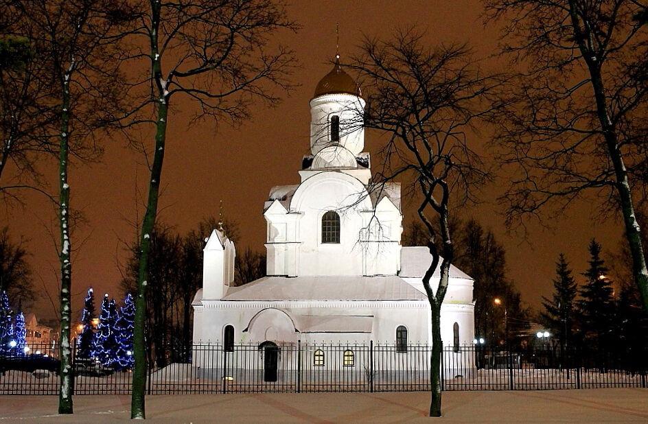 храм казанской иконы божией матери во владимире