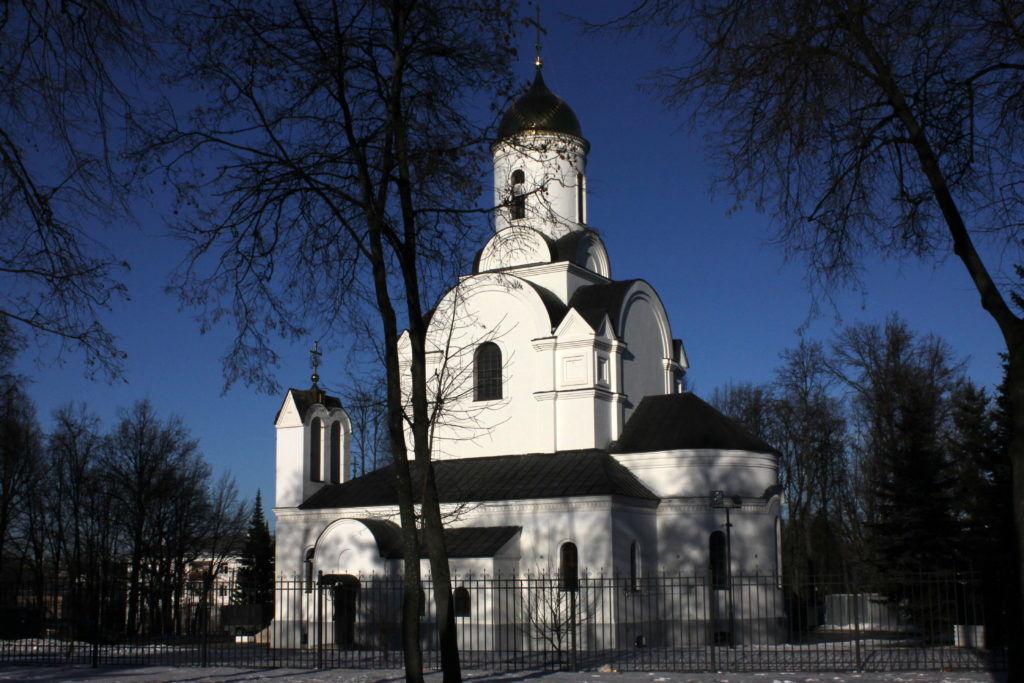 свято казанский храм