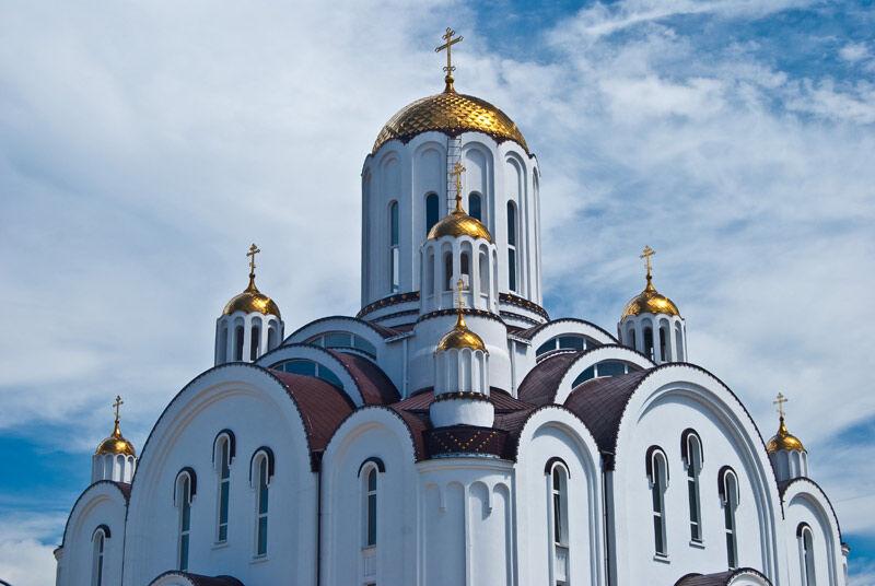 церковь ксении петербургской в воронеже
