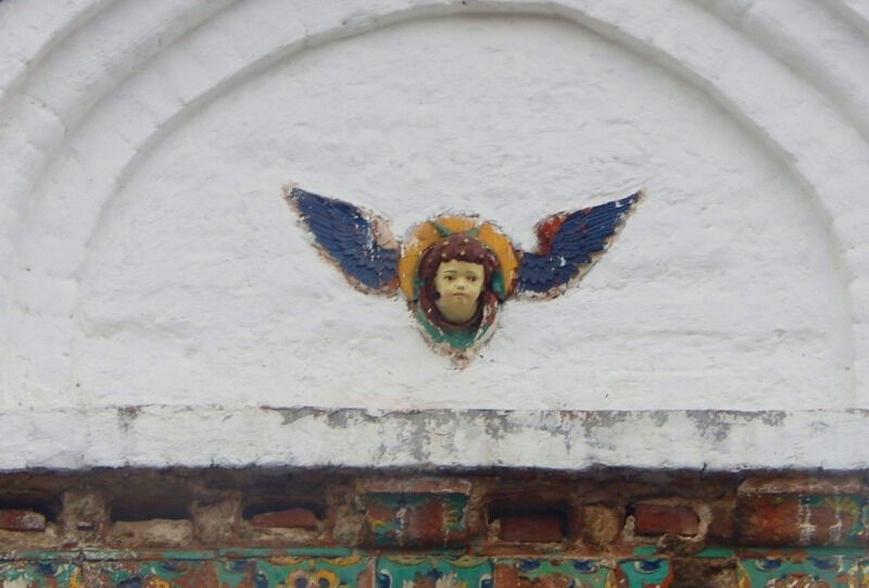церковь на саломеи нерис