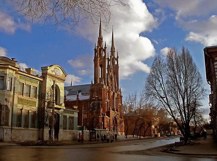 католическая церковь в самаре
