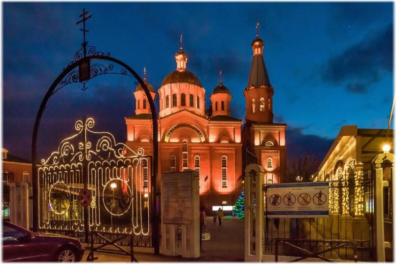 рождественский храм в краснодаре