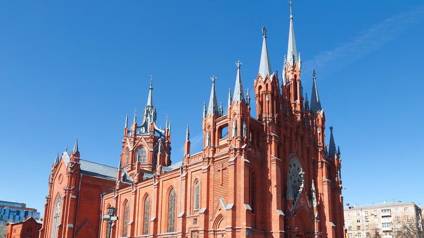 католическая церковь в курске