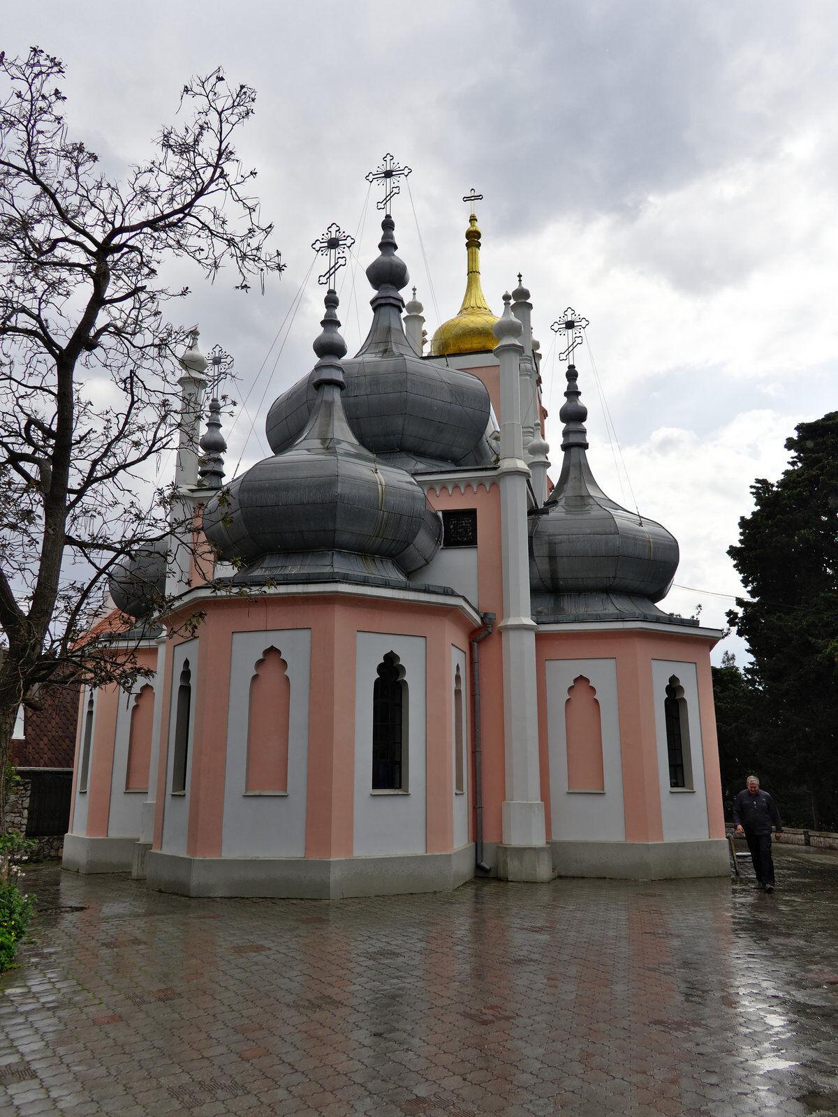 поликуровская церковь в ялте