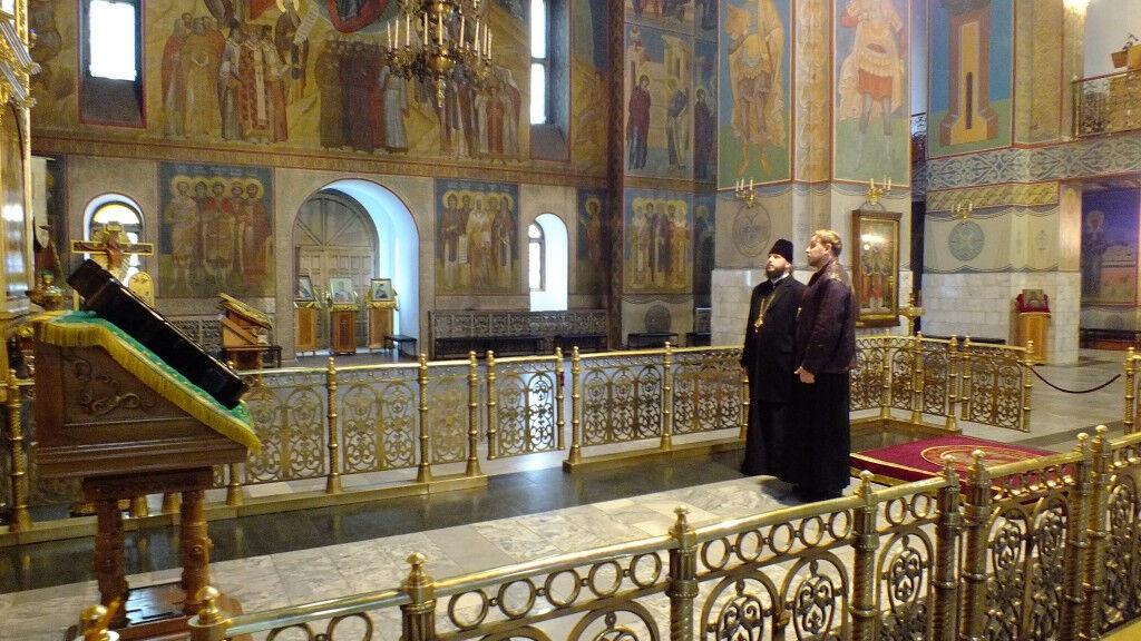знаменский собор в кемерово