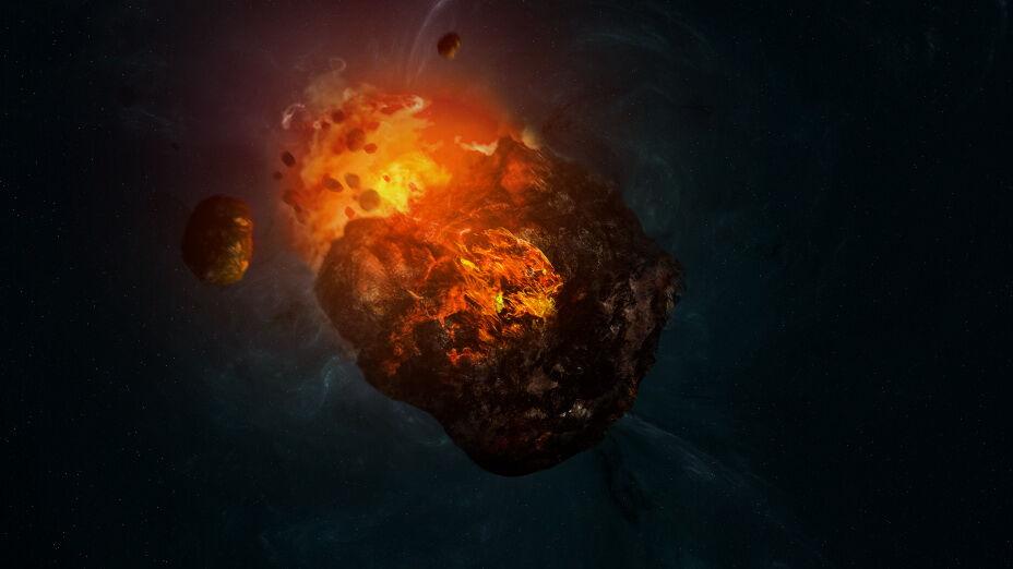 Звезда Полынь - комета или астероид