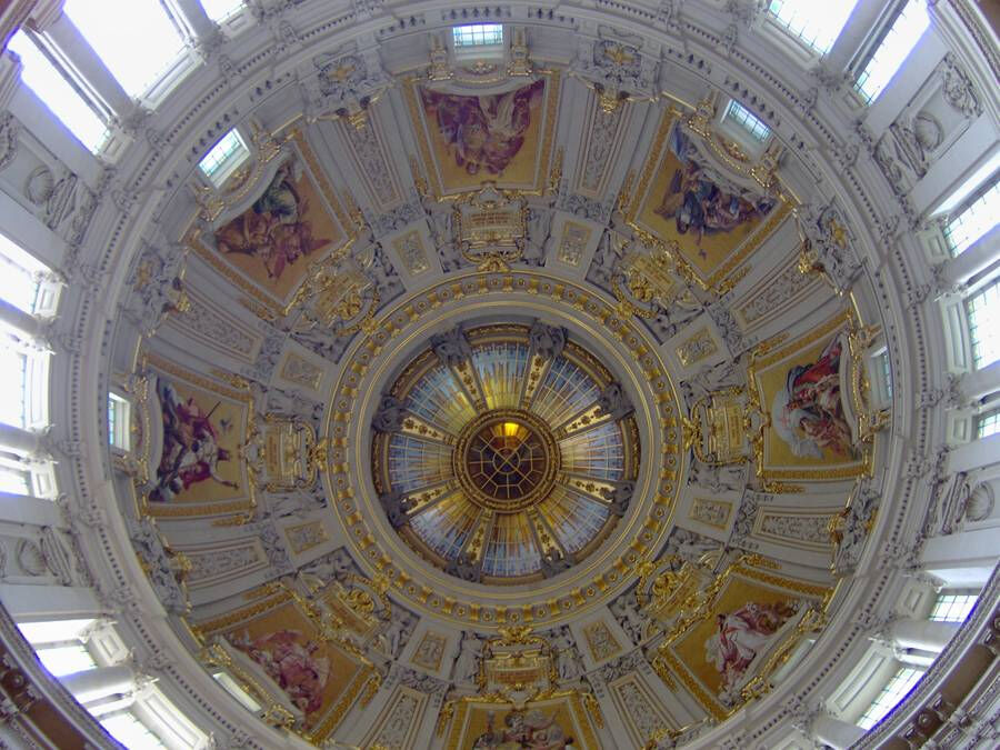 берлинский кафедральный собор адрес