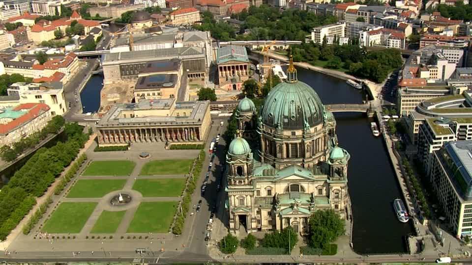 домский собор в берлине