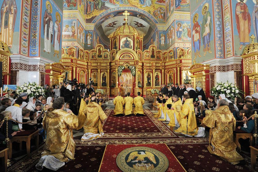 знаменская церковь в ханты мансийске