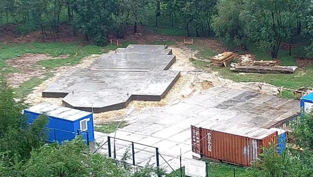 Строительство - Храм Святых Царственных Страстотерпцев в Ясеневе