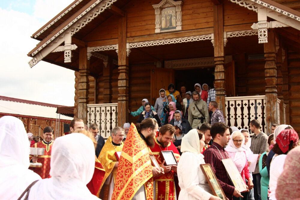 церковь в сологубовке ленинградской области