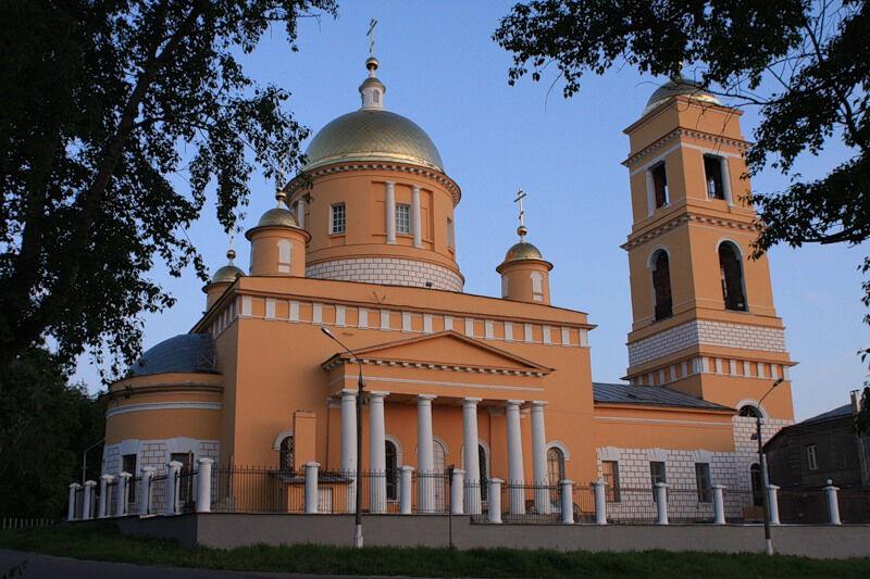настоятель храма святой троицы в хохлах