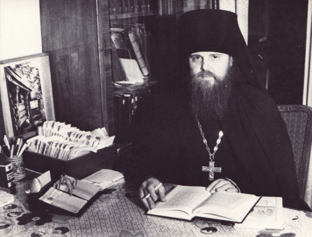 архимандрит венедикт